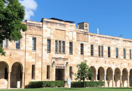 THE UNIVERSITY OF QUEENSLAND – School of Chemistry & Molecular Biosciences Latin American Scholarship